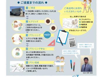 【6月19日㊏開催】おうちのお悩みその場で設計いたしまショー!